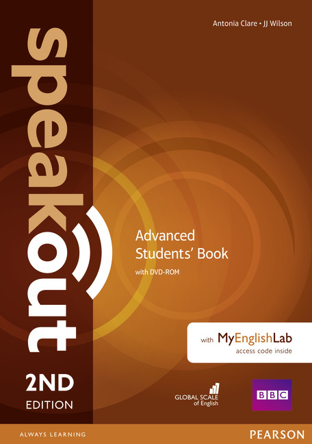 Speakout advanced students book with dvd myenglishlab 2nd clare pearson 9781292115917 9781292115917 speakout advanced students book with dvd myenglishlab fandeluxe Images