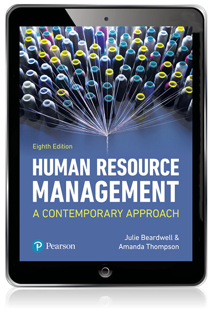 Human resource management a contemporary approach ebook 8th beardwell thompsons text offers a critical social science focused approach to hrm which caters for the students studying hrm at the higher level of fandeluxe Gallery