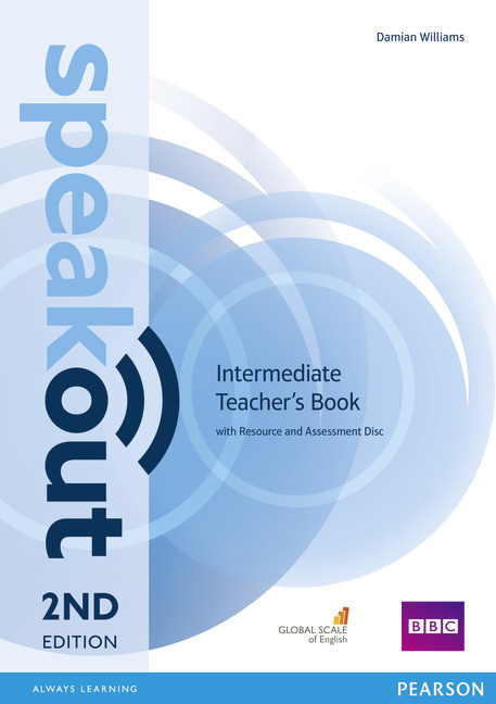 Speakout Intermediate Teachers' Book with Resource and Assessment Disk