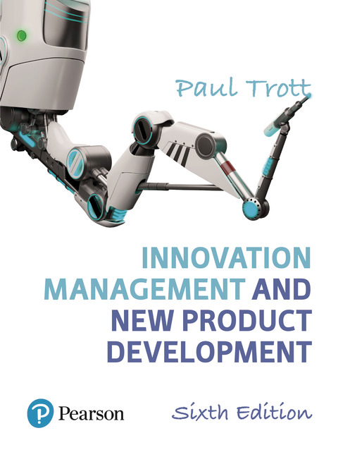 Innovation and new product development 6th trott buy for Innovate product design