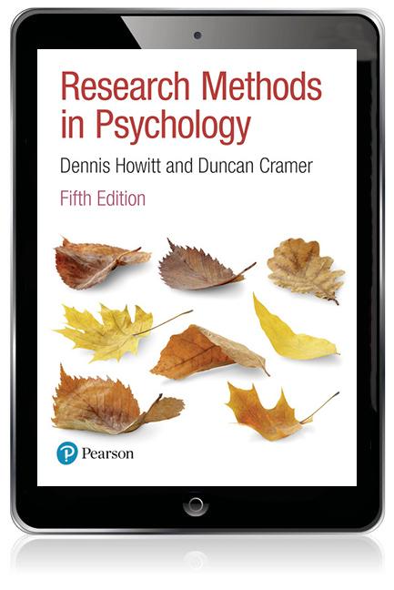 Research methods in psychology ebook 5th howitt dennis buy pearson 9781292134307 9781292134307 research methods in psychology ebook fandeluxe Gallery