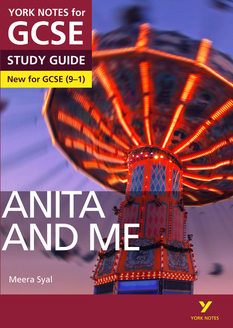 Study and revise for gcse: anita and me: hodder education.