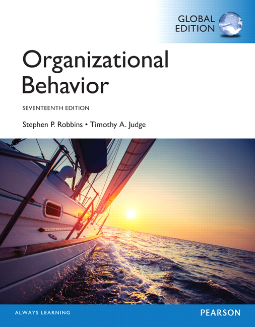 Organizational behavior 16th edition pdf download youtube.