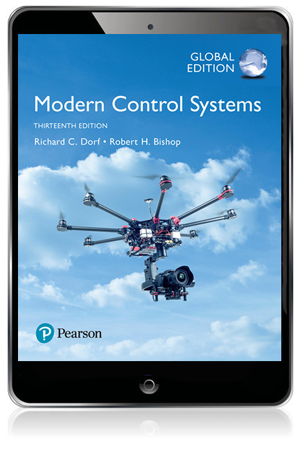Modern Control Systems, Global Edition eBook - Image