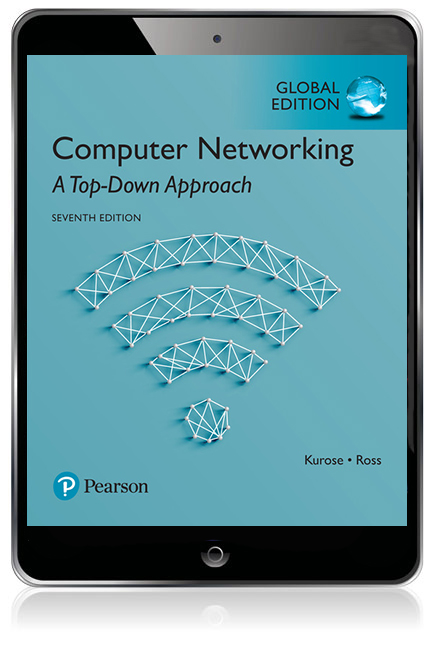 Computer Networking: A Top Down Approach, Global Edition eBook - Image