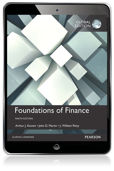 Foundations of finance global edition ebook 9th keown arthur j pearson 9781292155142 9781292155142 foundations of finance global edition ebook fandeluxe Images
