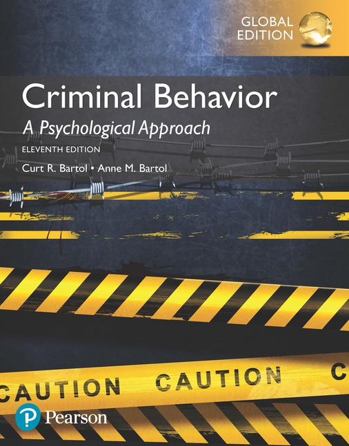 Criminal behavior a psychological approach global edition 11th pearson 9781292157719 9781292157719 criminal behavior a psychological approach global edition fandeluxe Image collections