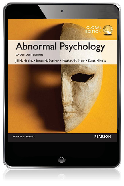 Abnormal psychology global edition ebook 17th butcher james n pearson 9781292157771 9781292157771 abnormal psychology global edition ebook fandeluxe Choice Image