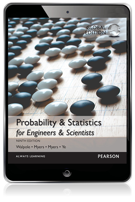 Probability statistics for engineers scientists global edition pearson 9781292161419 9781292161419 probability statistics for engineers scientists global edition ebook fandeluxe Gallery