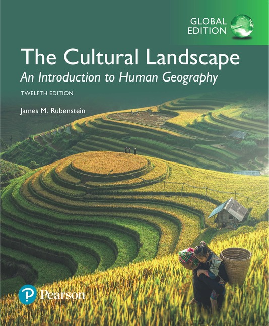 Geography Cultures: The Cultural Landscape: An Introduction To Human Geography