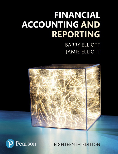 Financial accounting and reporting 18th elliott barry elliott the 18th edition of this market leading text provides a comprehensive overview of financial accounting and reporting with the aim of ensuring you are able fandeluxe Image collections