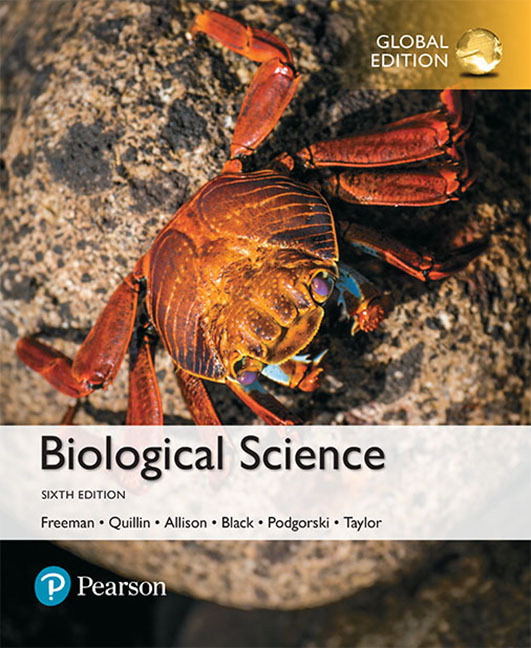Biological science global edition 6th freeman scott et al buy biological science global edition 6th freeman scott et al buy online at pearson fandeluxe Images