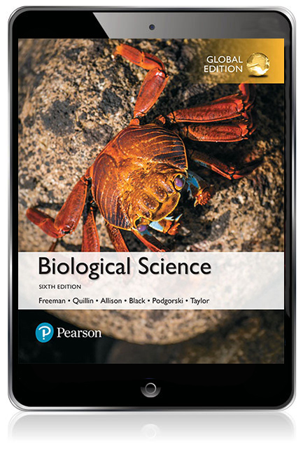 Biological Science, Global Edition eBook