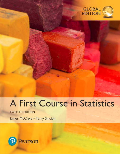 A First Course in Statistics, Global Edition