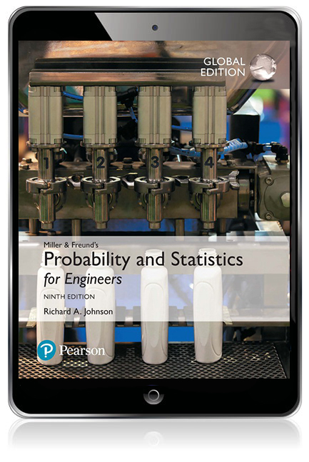 Miller freunds probability and statistics for engineers global pearson 9781292176031 9781292176031 miller freunds probability and statistics for engineers global edition ebook fandeluxe Choice Image