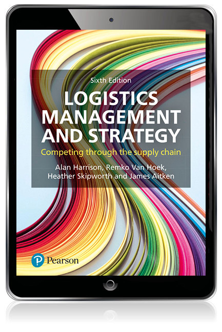 Logistics Management and Strategy: Competing through the Supply Chain eBook