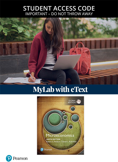 Microeconomics, Global Edition MyLab Economics with eText (Access Card)