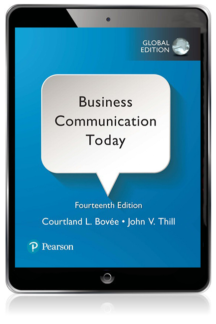 Business communication today global edition ebook 14th bovee pearson 9781292215402 9781292215402 business communication today global edition ebook fandeluxe Gallery