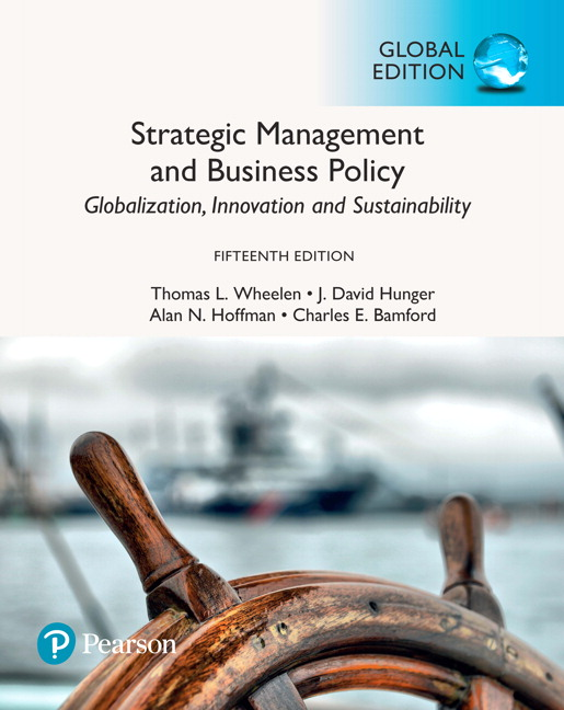 Strategic Management and Business Policy, Global Edition