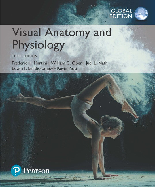 Visual Anatomy & Physiology, Global Edition, 3rd, Martini, Frederic ...