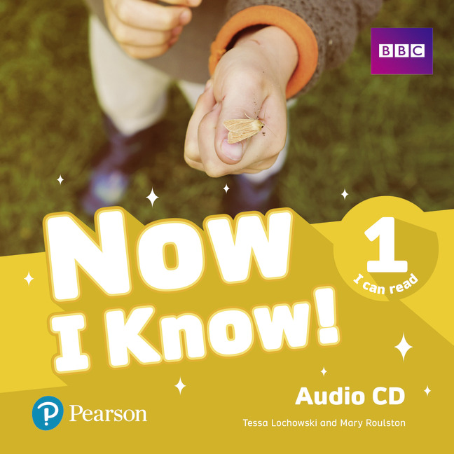 Now I Know! 1 I Can Read Audio CD - Image