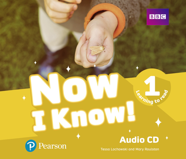 Now I Know! 1 Learning to Read Audio CD - Image
