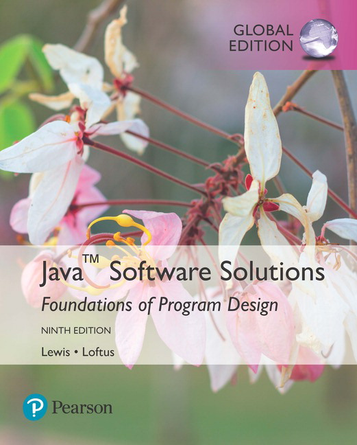 Java software solutions global edition 9th lewis john loftus java software solutions global edition 9e 9781292221724 fandeluxe Image collections