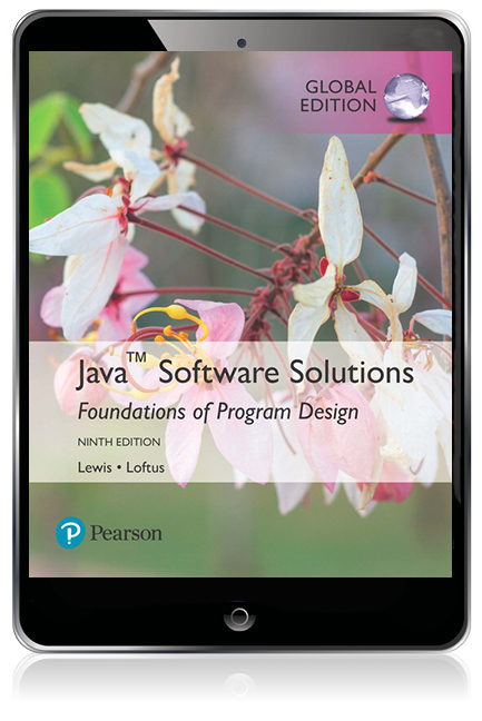 Java software solutions global edition ebook 9th lewis john pearson 9781292221748 9781292221748 java software solutions global edition ebook fandeluxe Images