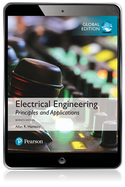 Electrical Engineering: Principles & Applications, Global Edition eBook - Image