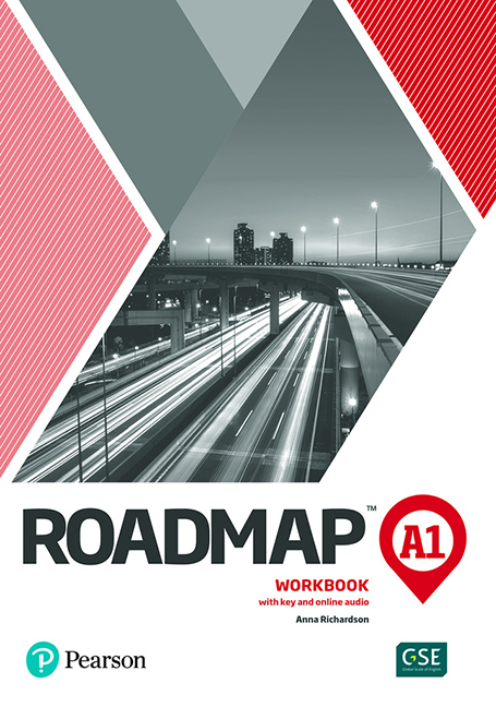 Roadmap A1 Workbook with Key & Online Audio - Image