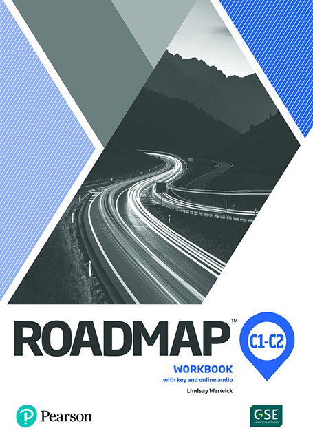 Roadmap C1-C2 Workbook with Key & Online Audio - Image