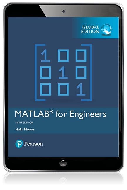 MATLAB for Engineers, Global Edition eBook