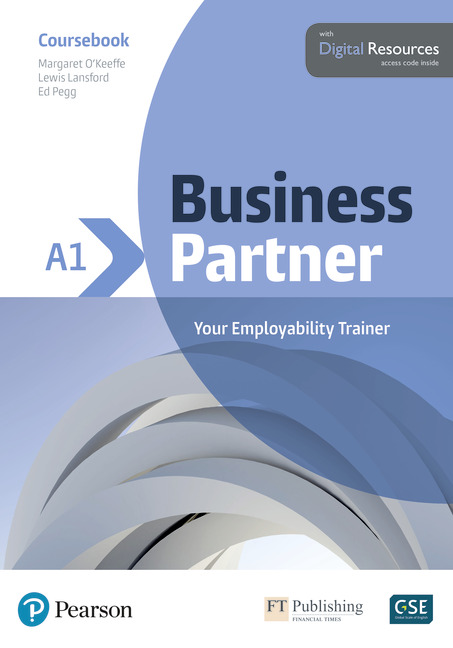 Business Partner A1 Student Book with Digital Resources - Image