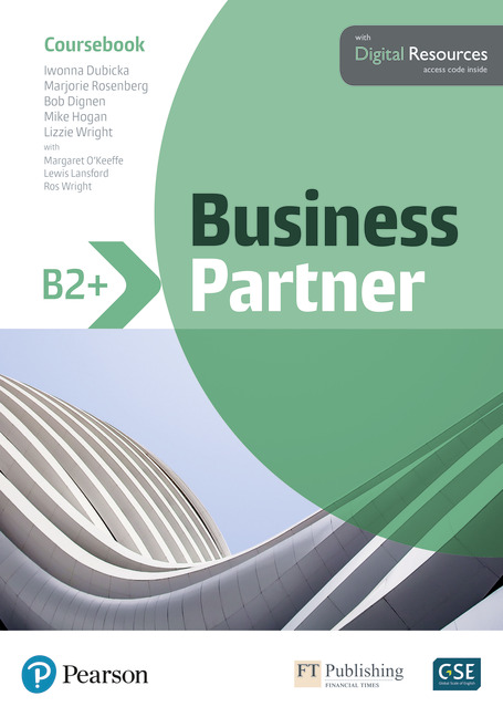 Business Partner B2+ Student Book with Digital Resources - Image