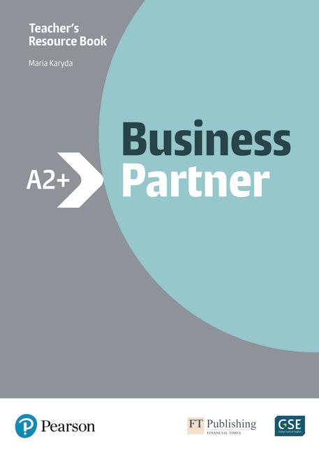 Business Partner A2+ Teacher's Resource Book - Image
