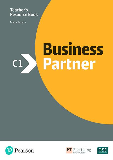 Business Partner C1 Teacher's Resource Book - Image