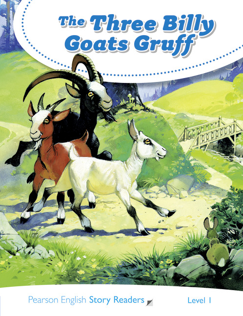 Pearson English Story Readers Level 1: The Three Billy Goats Gruff