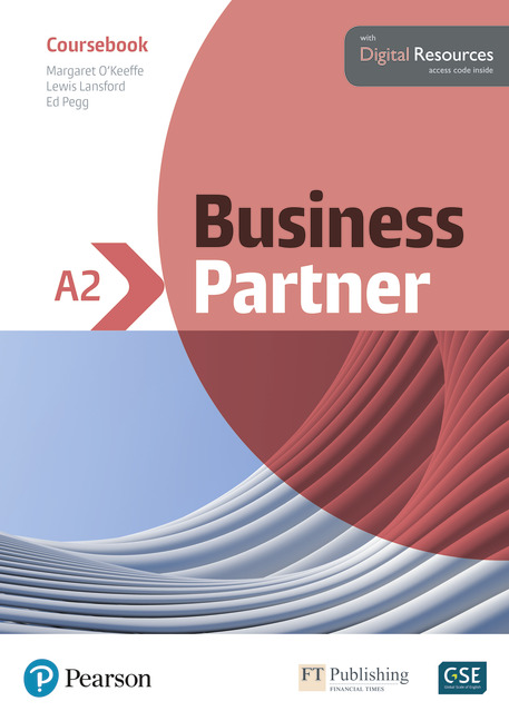 Business Partner A2 Student Book with MyEnglishLab - Image