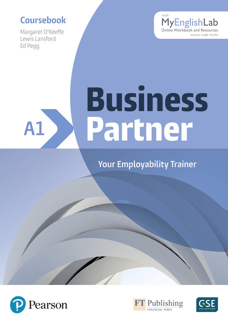 Business Partner A1 Student Book with MyEnglishLab - Image