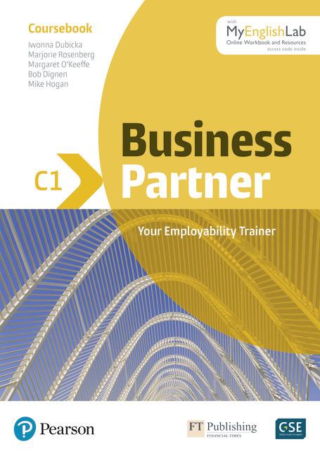 Business Partner C1 Student Book with MyEnglishLab - Image