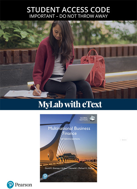 Multinational Business Finance, Global Edition MyLab Finance with eText (Access Card)