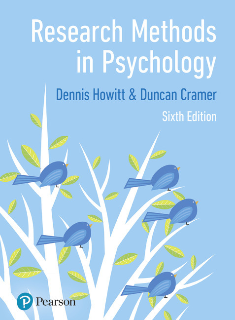 Research Methods in Psychology - Image