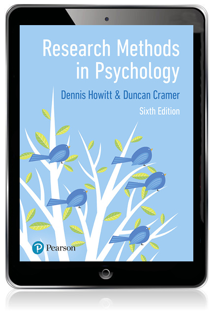 Research Methods in Psychology eBook - Image