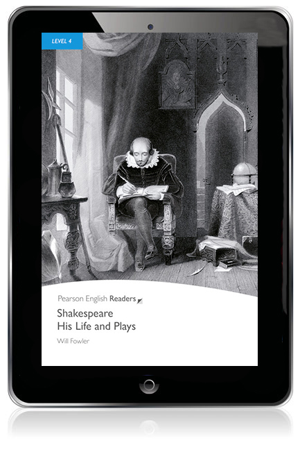 Pearson English Readers Level 4: Shakespeare - His Life and Plays eBook - Image