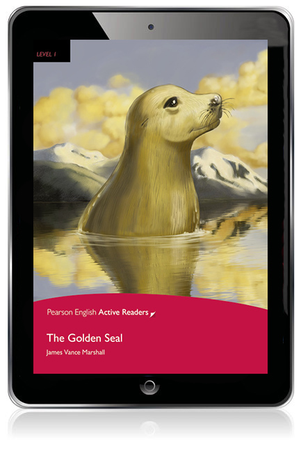 Pearson English Active Readers Level 1: The Golden Seal eBook - Image