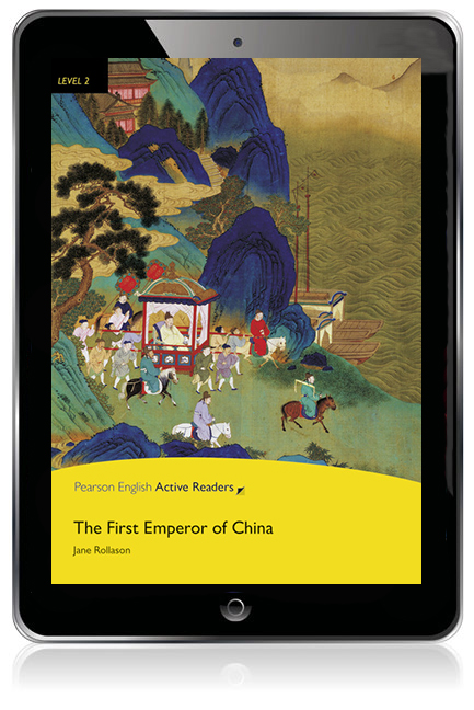 Pearson English Active Readers Level 2: The First Emperor Of China eBook - Image