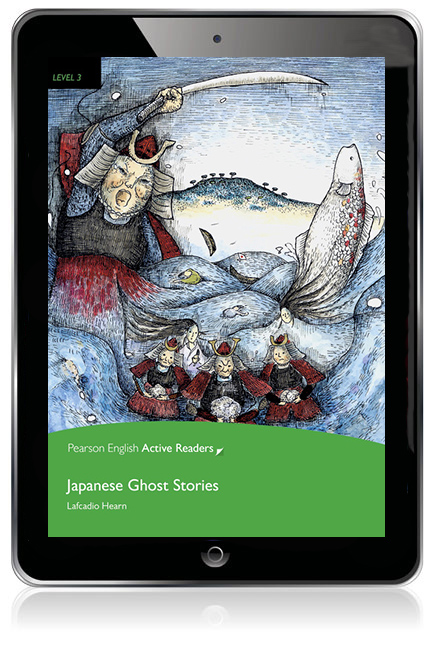 Pearson English Active Readers Level 3: Japanese Ghost Stories eBook - Image