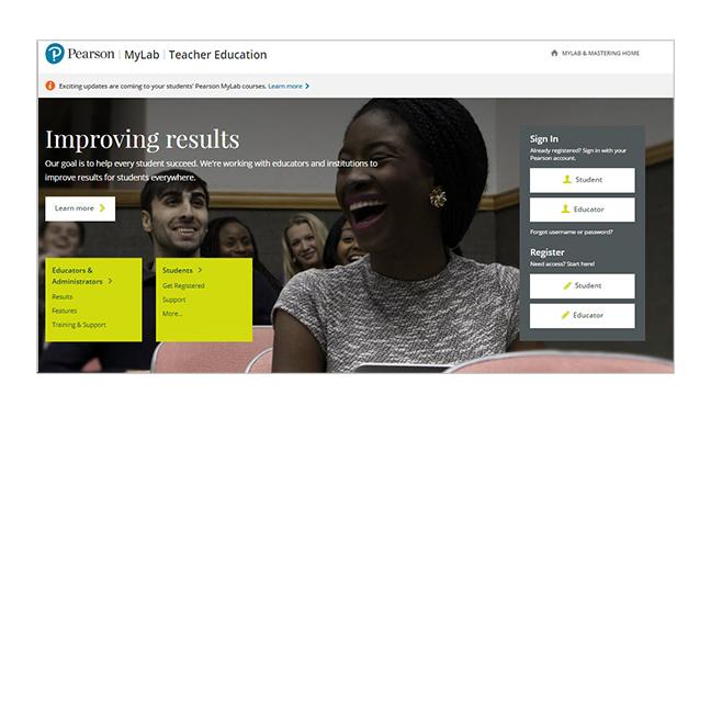 Educational Psychology, Global Edition MyLab Education without eText - Image