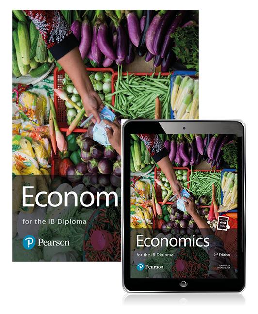 Economics for the IB Diploma Book + eBook - Image