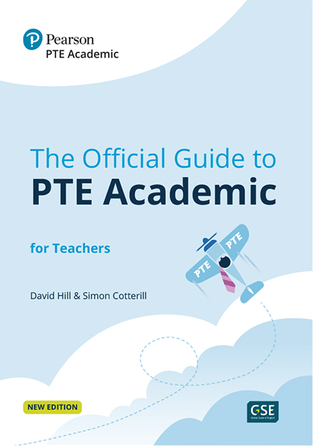The Official Guide to PTE Academic for Teachers (Print Book + Digital Resources + Online Practice) - Image